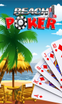 Beach Poker screenshot 1/6