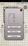 hangman-game screenshot 2/4