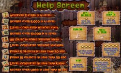 Free Hidden Object Games - Fear School screenshot 4/4