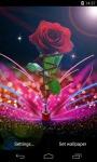 Rose 3D Parallax Live Wallpaper screenshot 1/4