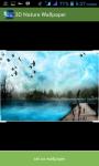 3D Nature Wallpaper HD screenshot 3/3