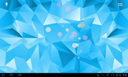 Galaxy S5 Bubble Wallpaper screenshot 1/6