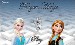 Frozen Maze screenshot 1/6