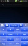 Keyboard Plus Blue screenshot 3/6