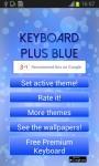 Keyboard Plus Blue screenshot 4/6