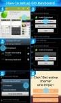 Keyboard Plus Blue screenshot 5/6