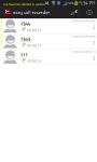 easy callrecorder screenshot 2/5