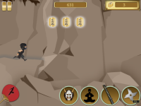 NinjaGo Endless Runner screenshot 3/6