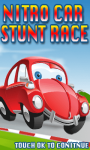 Nitro Car Stunt Race screenshot 2/3