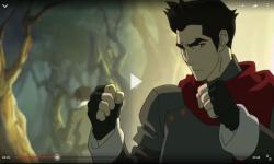 The Legend Of Korra Anime screenshot 1/4