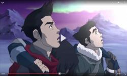The Legend Of Korra Anime screenshot 4/4