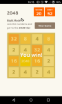 2048 Game Offline screenshot 1/2