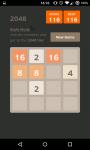 2048 Game Offline screenshot 2/2