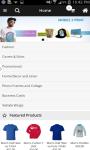 Mobile2Print: An eCommerce Product Design App screenshot 1/5