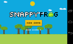 Frog Jump Free screenshot 1/3