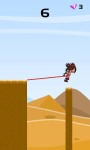 Ninja Girl Swing screenshot 2/6