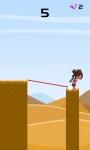 Ninja Girl Swing screenshot 3/6