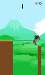 Ninja Girl Swing screenshot 4/6
