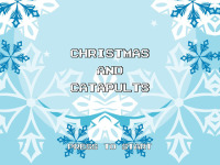 Christmas And Catapults screenshot 1/5