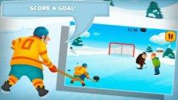 Hockey Revenge - International Championship screenshot 1/3