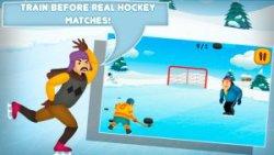 Hockey Revenge - International Championship screenshot 3/3