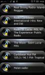 Radio FM Saint Lucia screenshot 1/2