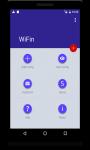 WiFin screenshot 1/3