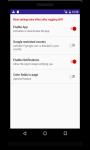 WiFin screenshot 2/3