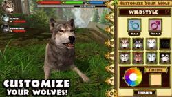 Ultimate Wolf Simulator pack screenshot 2/6