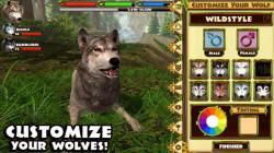 Ultimate Wolf Simulator pack screenshot 3/6