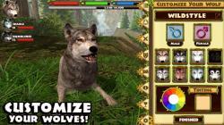 Ultimate Wolf Simulator pack screenshot 5/6