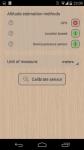 Altimetro preciso existing screenshot 3/5