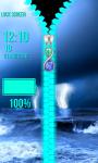 Storm Zipper Lock Screen screenshot 5/6