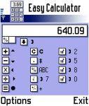 Easy Calculator screenshot 1/1