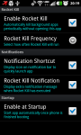 Rocket Task Killer Pro screenshot 5/6