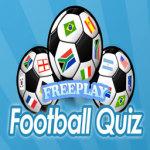 FreePlay Football Quiz Lite screenshot 1/2