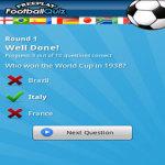 FreePlay Football Quiz Lite screenshot 2/2