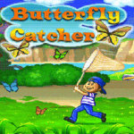 Butterfly Catcher screenshot 1/2