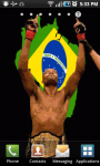 Anderson Silva LWP screenshot 1/3