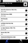 Latin Radio  Pro screenshot 2/3