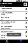 Latin Radio  Pro screenshot 3/3