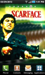 Scarface LWP screenshot 2/2