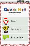 Quiz de Noël en français screenshot 1/5