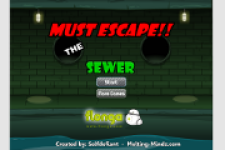 The Sewer Escape  screenshot 1/3