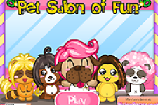 Cute Pet Salon screenshot 1/3