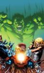 Incredible Hulk Live Wallpaper screenshot 3/4