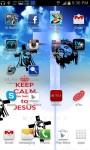 Praise Jesus Live Wallpaper Free screenshot 1/4