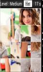 Martina Alejandra Stoessel Puzzle screenshot 6/6