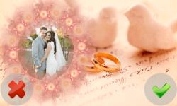 Wedding Frames Of Love screenshot 1/6