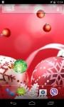 Merry Christmas Live Wallpaper 3D screenshot 1/5